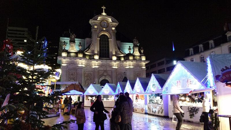 17e Marché de Noël de Nancy