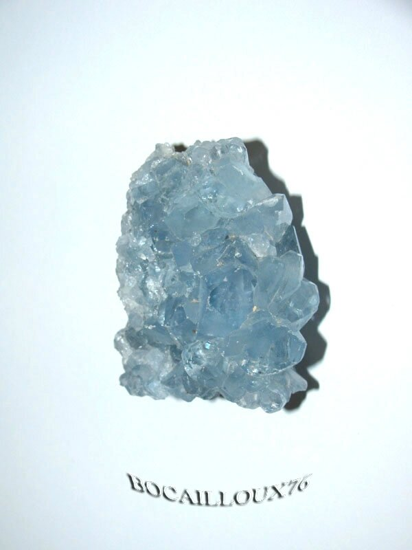 CELESTITE H613 MADAGASCAR.Majunga