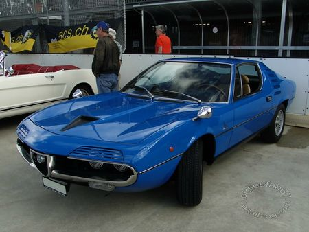 ALFA ROMEO Montreal 1970  1977 acs classics winterthur 2012 3