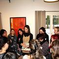 Entre artistes paris