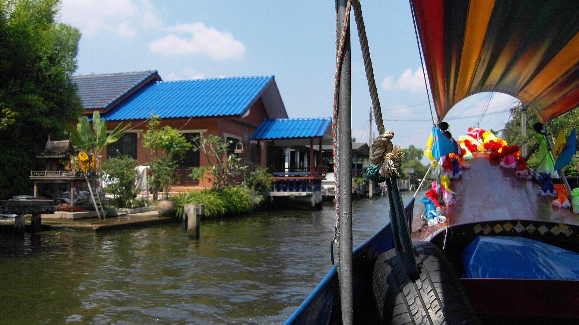 BANGKOK - les Klongs