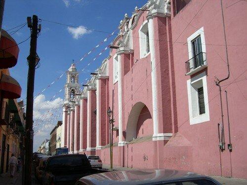 Puebla - Iglesia de San Jeronimo