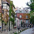 Montmartre, son musée, ses rues ...