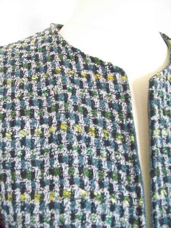 burda modèle veste boite tweed3