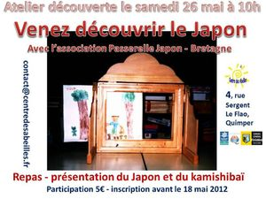 Affiche Japon