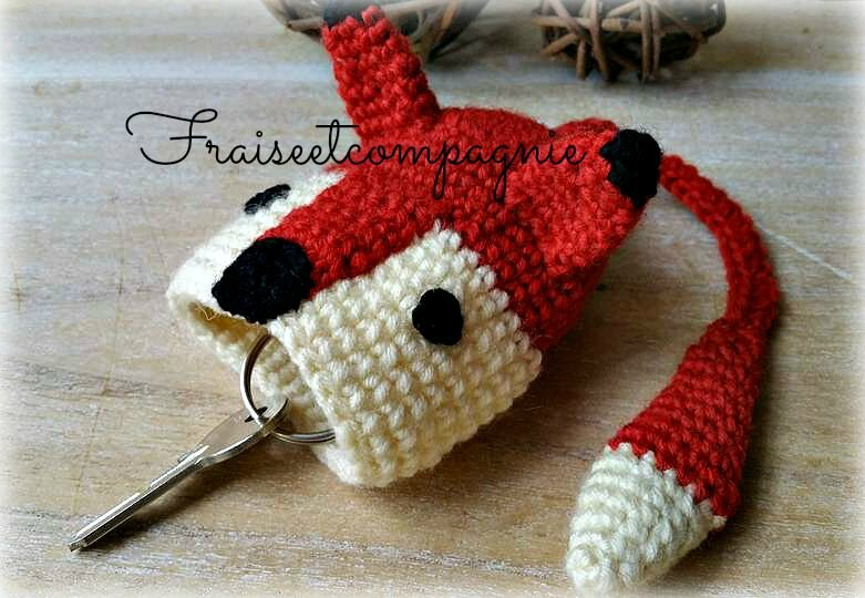 Fox version porte cl fraiseetcompagnie for Qui portent des crochets