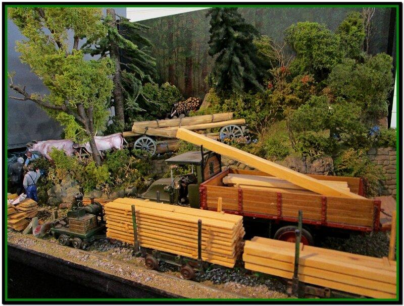 Travaux du bois