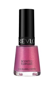 Scented Nail Enamel - Grapefruit Fizz-1
