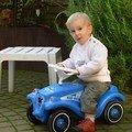 Arthur 17 mois chez Papy et Poupette