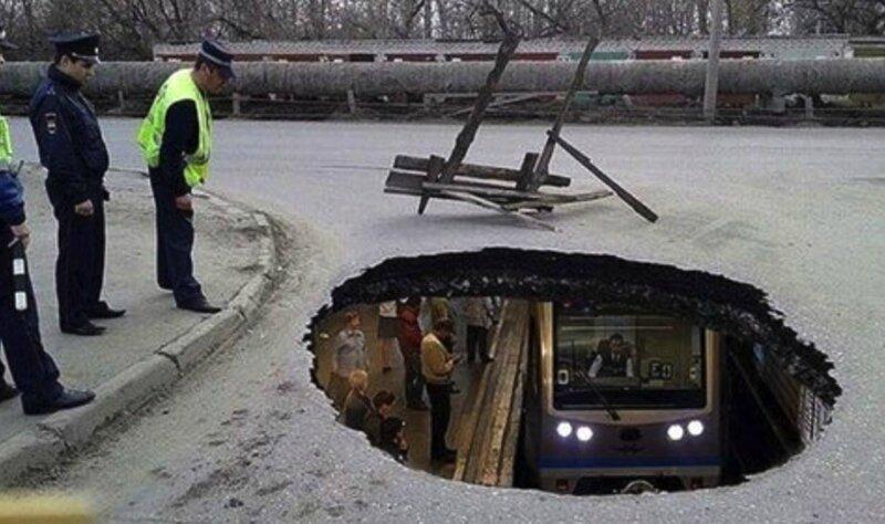 bouche de metro