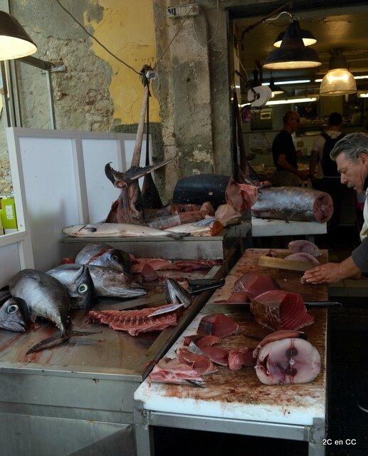 Mercato -Ortigia - Syracuse - Sicile
