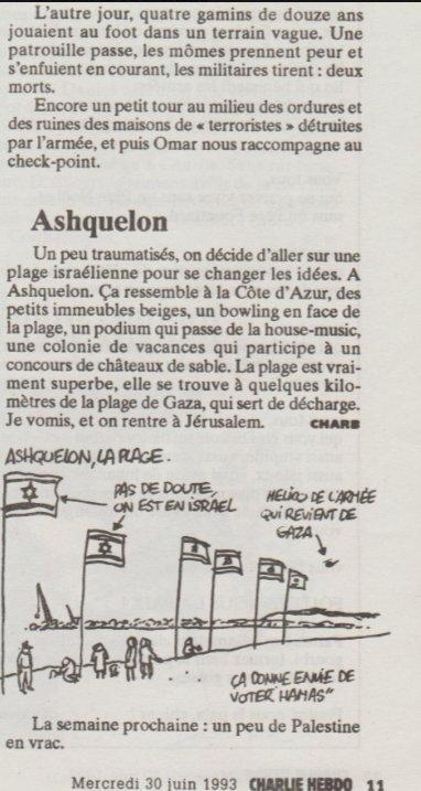 CharlieHebdoApartheidPalestineProHamas