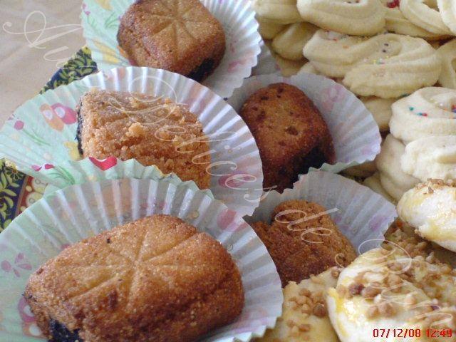 Mes gâteaux de l'Aïd el Adha 2008