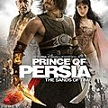 Prince of persia les sables du temps (prince of persia: the sands of time)