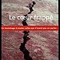 Le coeur frappé - hélène zbinden - editions pierre philippe