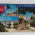 Ile d'Oléron St Pierre datée 1999