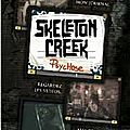 Skeleton creek, tome 1: psychose, de patrick carman