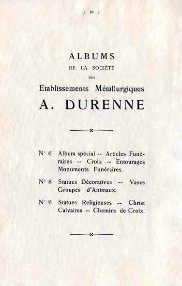 Catalogue Durenne6