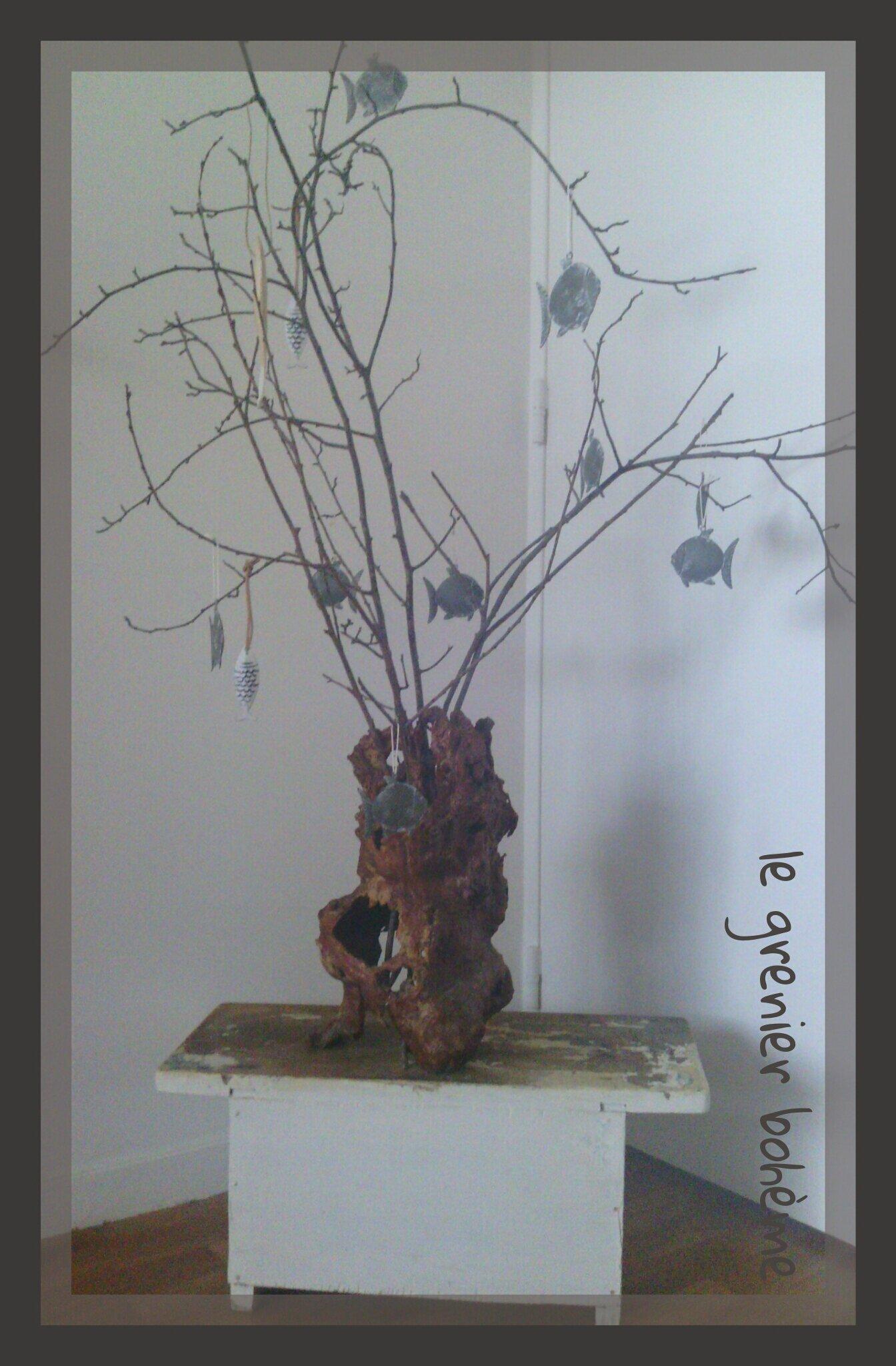 l'arbre à poissons !!!