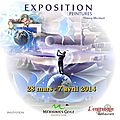 Exposition golf merignies (france) 2014