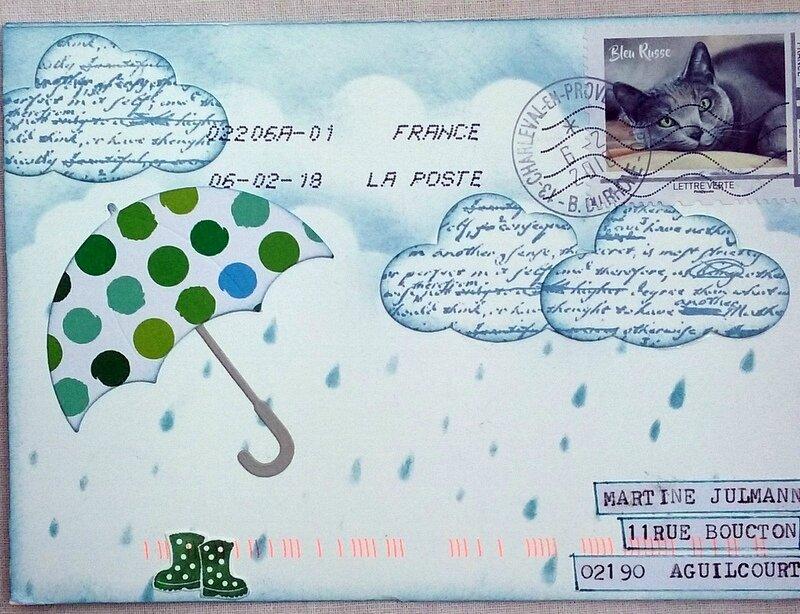parapluie Gisèle