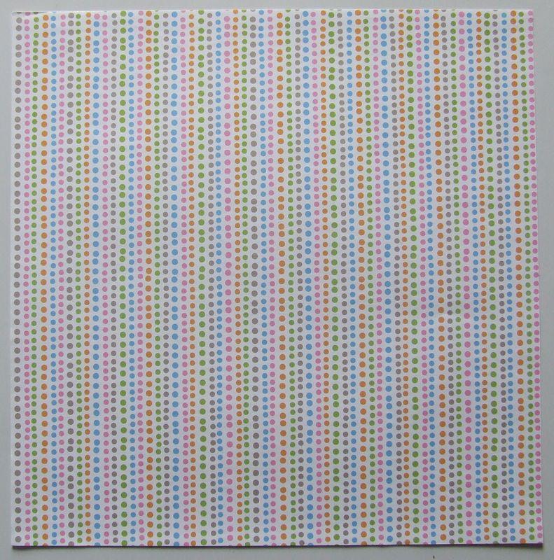 provocraft sherbet dot stripes