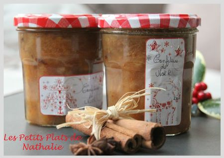 confiture nol