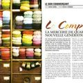 Le Comptoir dans Le Bonbon, novembre 2009