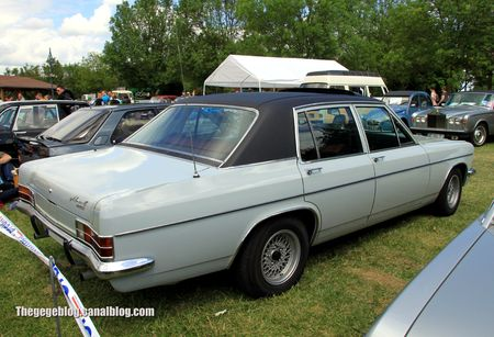 Opel admiral 2800 E (Retro Meus Auto Madine 2012) 02