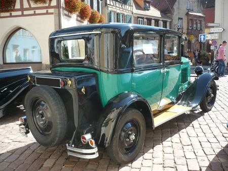 CITROËN AC4 berline 1929 Benfeld (2)