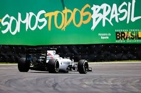 WILLIAMS RACE DAY BRAZIL BRAZIL