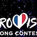 France 2018 : une sélection nationale pour l'eurovision 2018 !