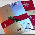 Un petit concours pour gagner vos cartes cadeaux porte chèque, bon d'achat,...