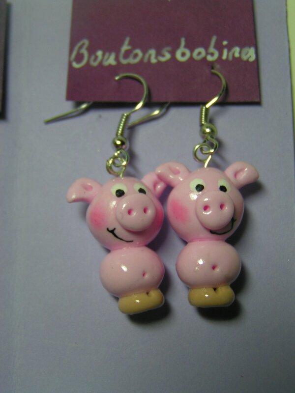 boucles cochon