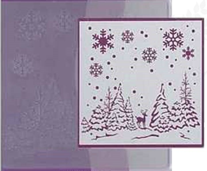 central-craft-collection-gauffrage-14x14cm-noel