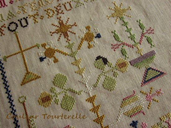 Eugenie Eudocxie Duval 1860 - Couleur Tourterelle 1 4