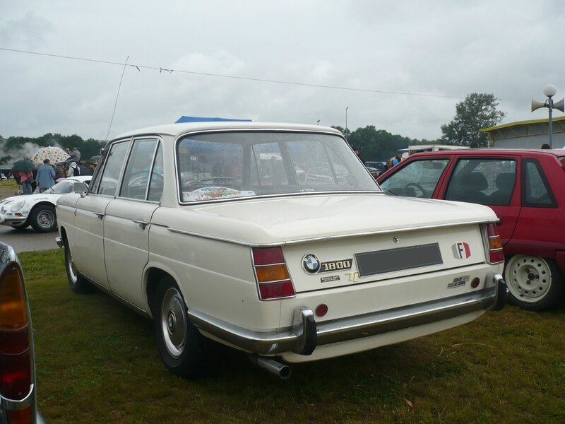 BMW 1800 Ti Neue Klasse 1965 Madine (2)