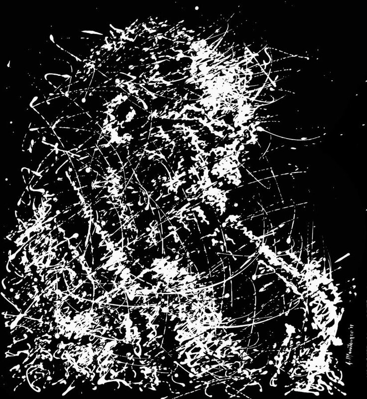 Ornette Coleman by Antonio Montanaro