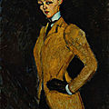 Masterworks by Cezanne and Modigliani lead sale of the Collection of Alex & Elisabeth Lewyt at Sotheby's