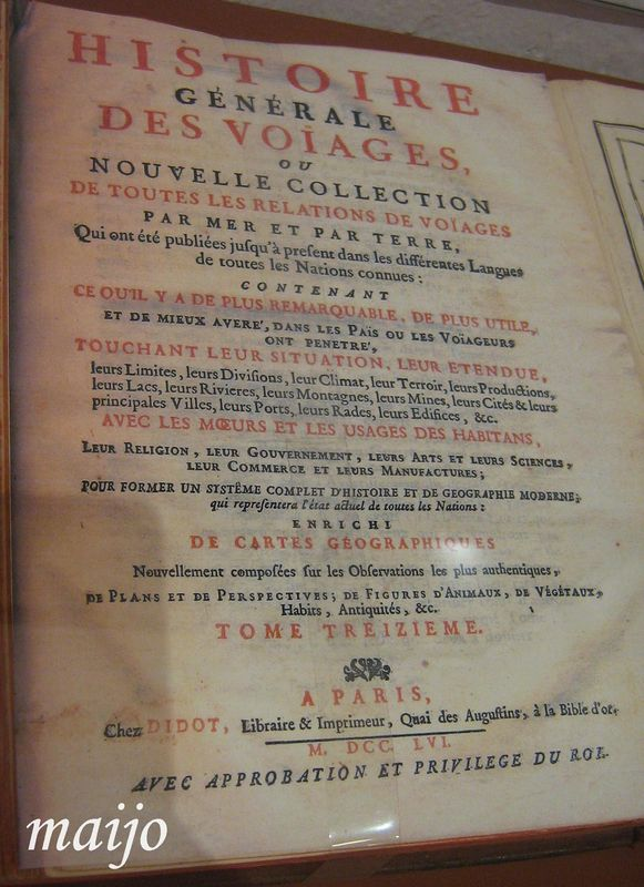 Comptes-rendus des missions françaises en Equateur