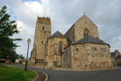 Saint sauveur le vicomte le chateau notre vie notre jardin - Piscine saint sauveur le vicomte ...