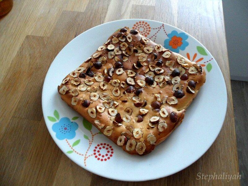 Gâteau fondant crème de marrons et noisettes -- 2