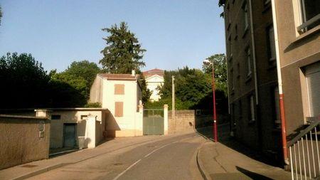 rue de la Brosse villa
