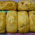Mini-Cakes sucrés