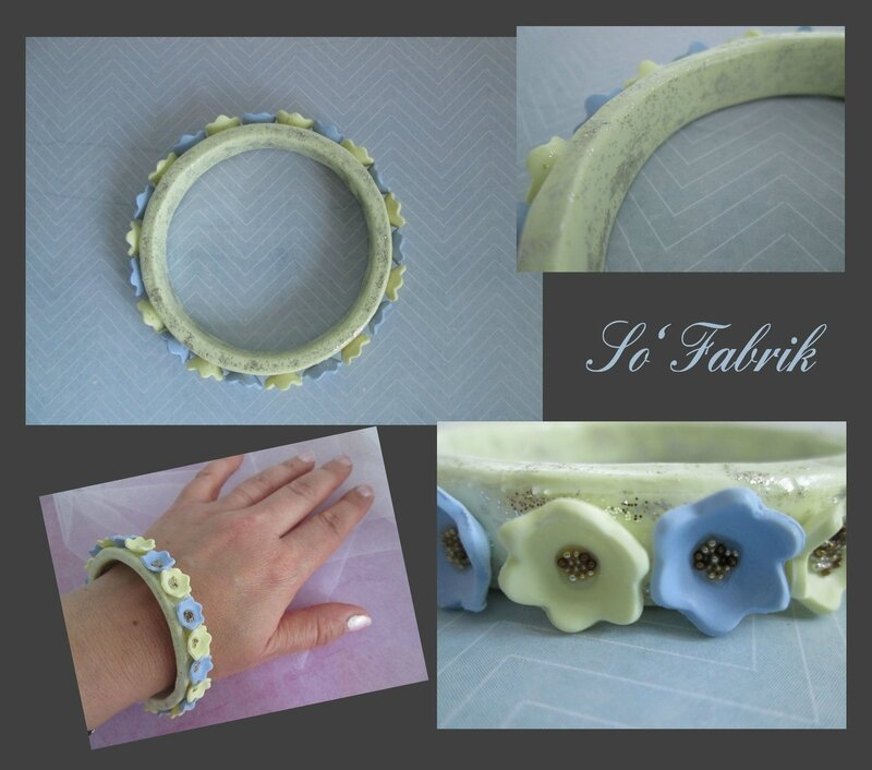 TOUTENFLEURS le bracelet 2