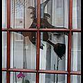Halloween 2012 - sorcière à la fenêtre