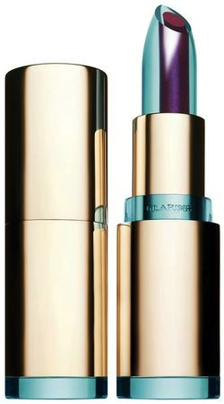clarins lisse minute baume cristal gold plum