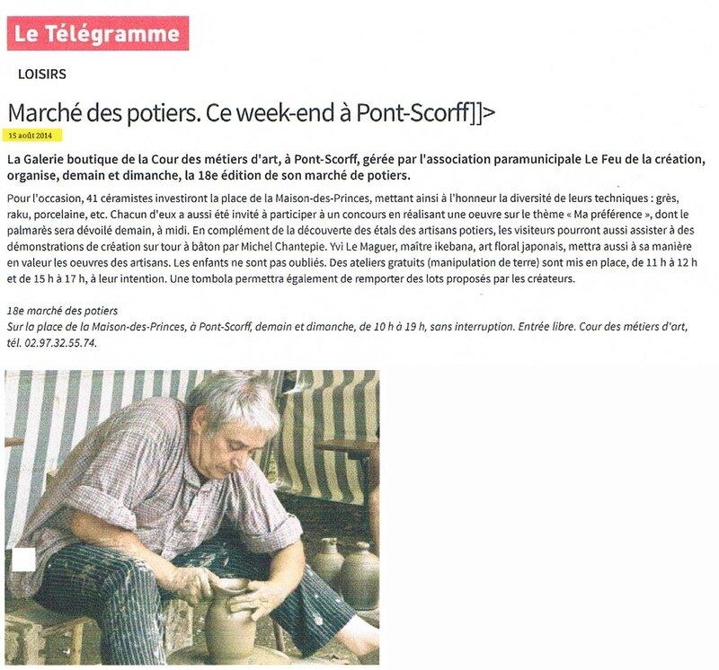 15 aout 2014 Pont Scorff