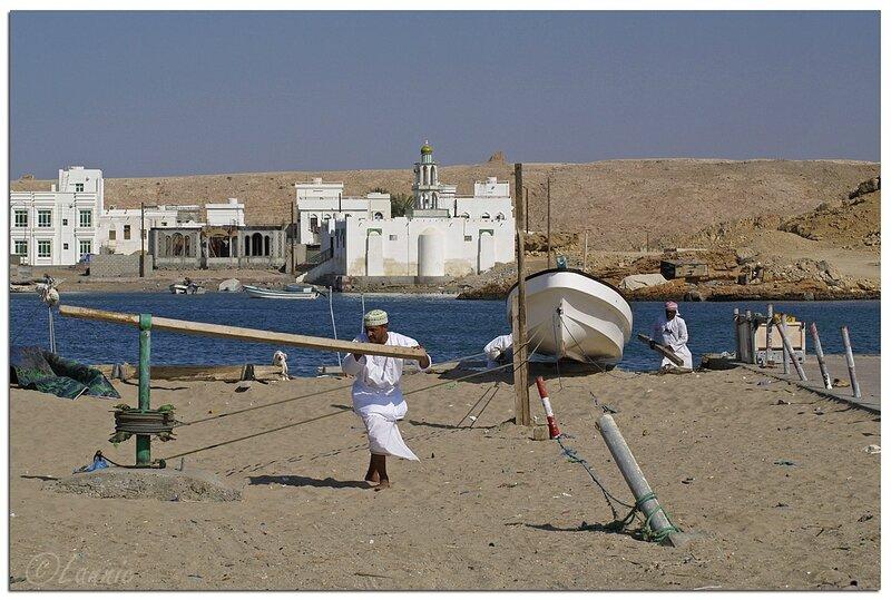 Oman_Mascate_bateau