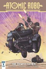 IDW atomic robo the temple of od 01